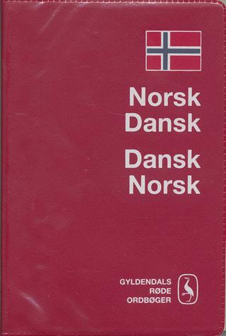Norsk-Dansk/Dansk-Norsk Ordbog af Hermod T.H. Nilsen